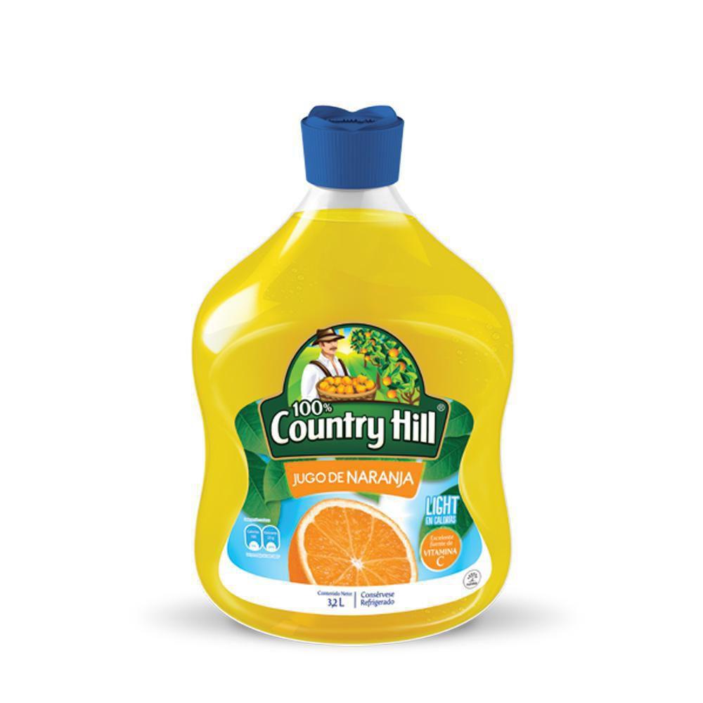 Jugo De Naranja Ligth En Botella X 3200 Litros