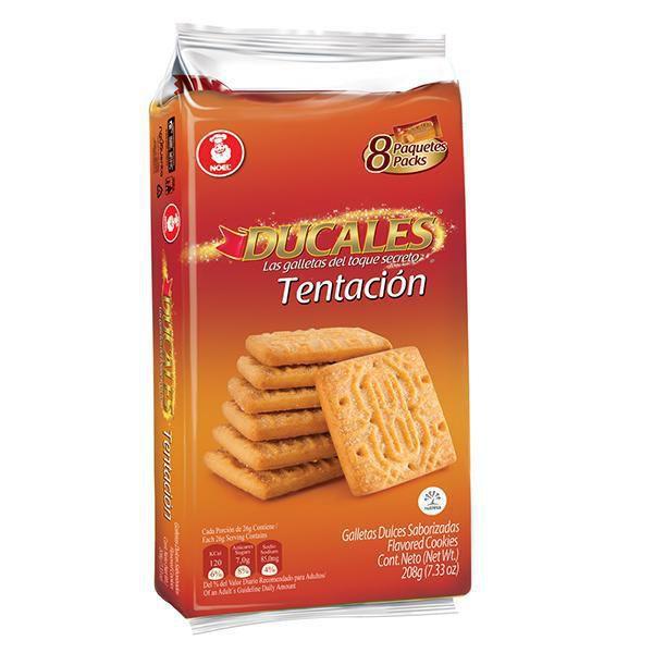 galletas tentacion