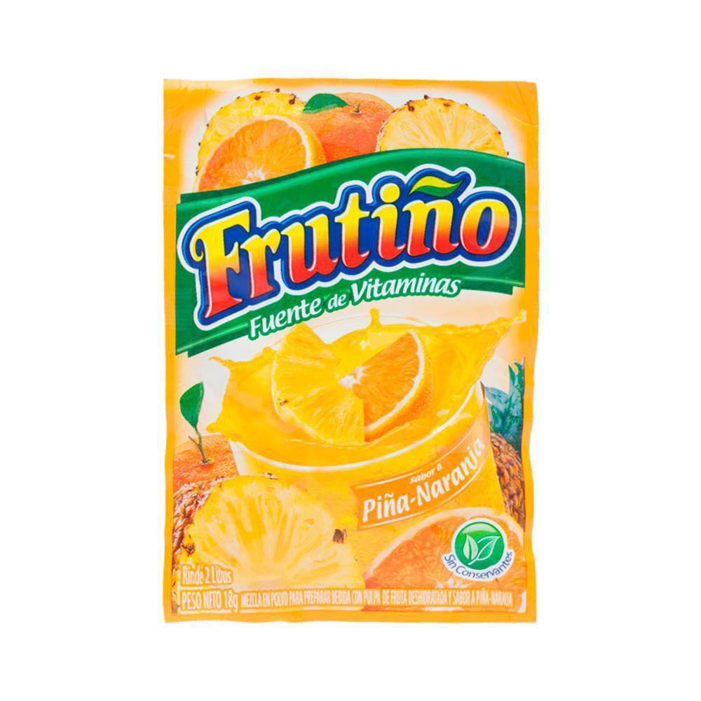 Frutiño PiñA-Naranja 2 lt