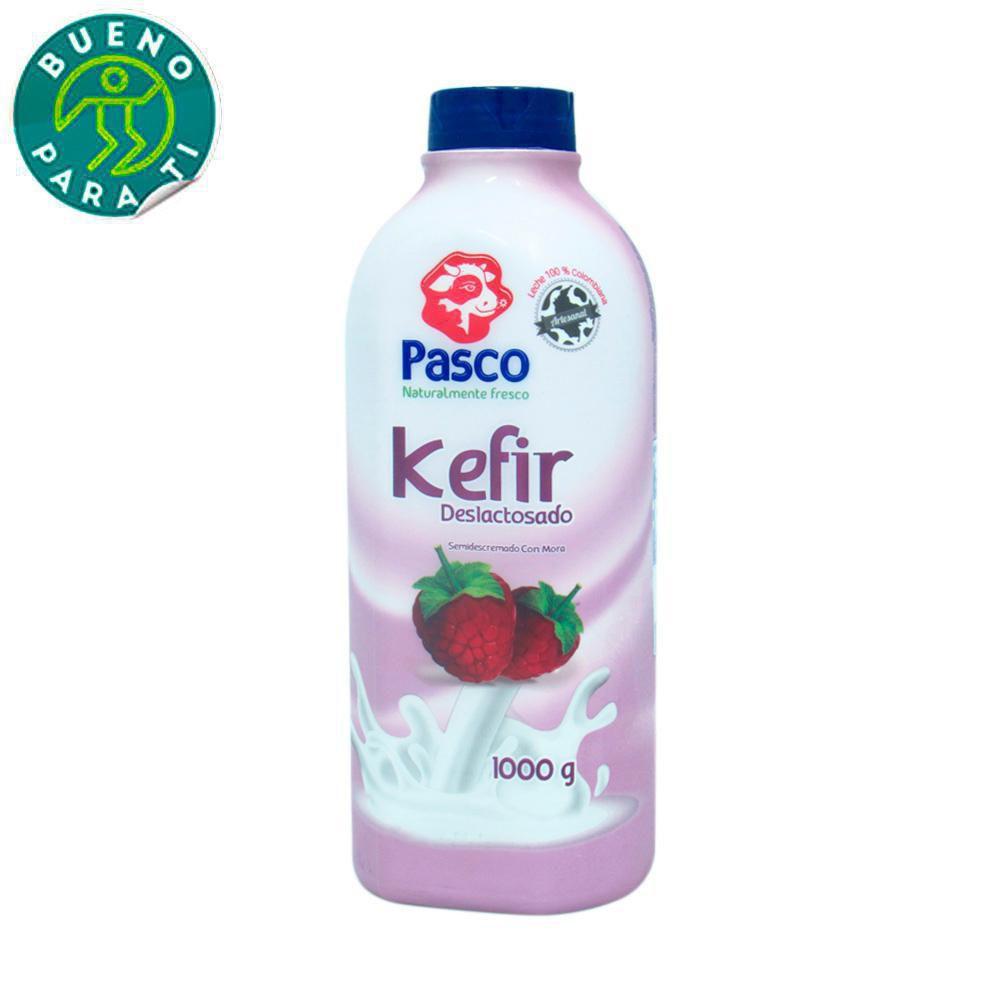 Yogurt Deslactosado Sabor A Mora X 1000 gr