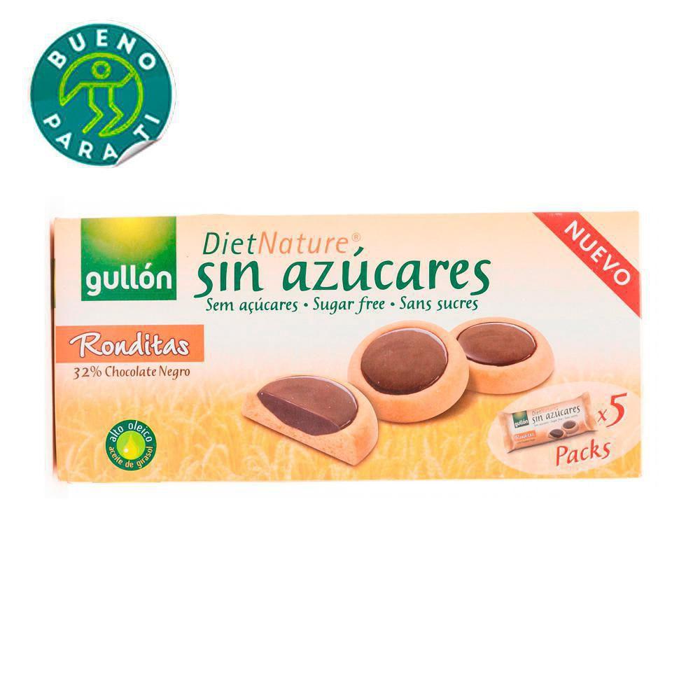 Galletas Ronditas Con Chocolate Diet Nature Sin Azucar