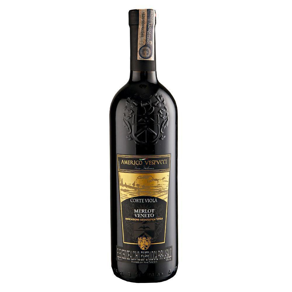 Vino Tinto Merlot Veneto X 750 ml
