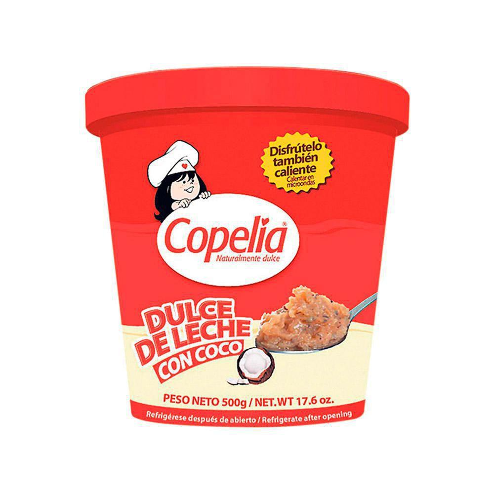 Dulce De Leche Con Coco Copelia 500 gr