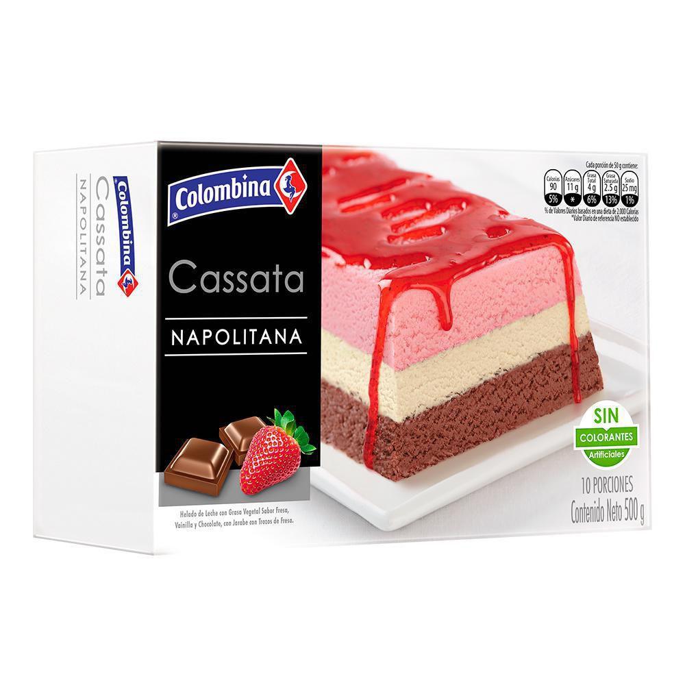 Cassata Napolitana