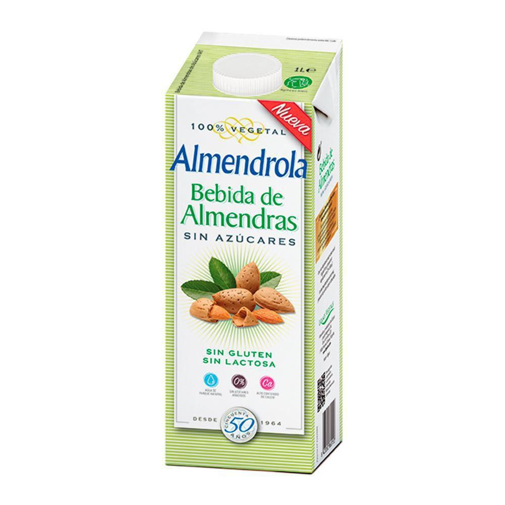 Bebida De Almendra Sin Azucar
