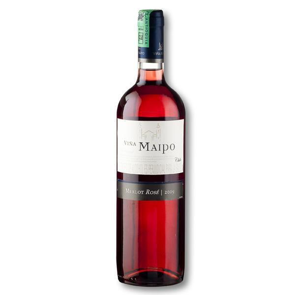 Vino Rosado Merlot Maipo X 750ml
