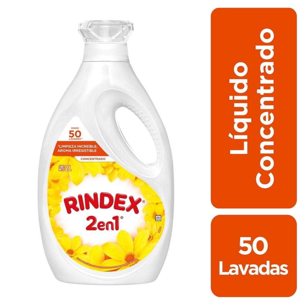 Detergente líquido 2en1 regular