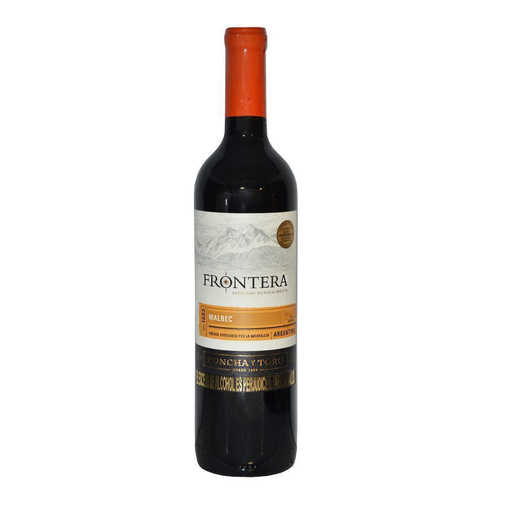 Vino Tinto Malbec X 750 ml