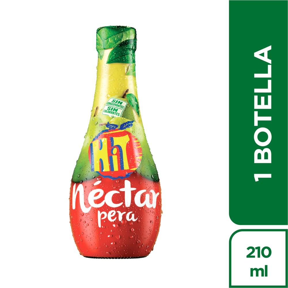 Jugo nectar sabor pera