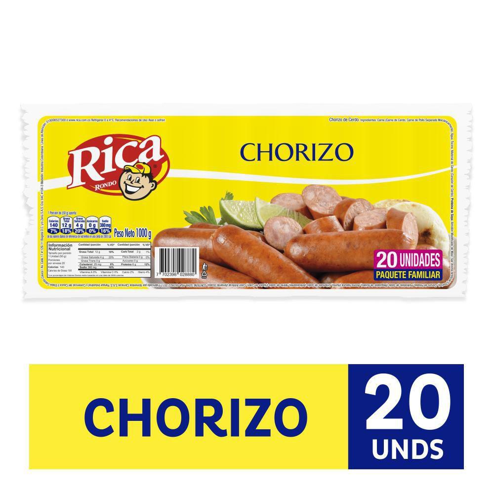 Chorizo Mixto