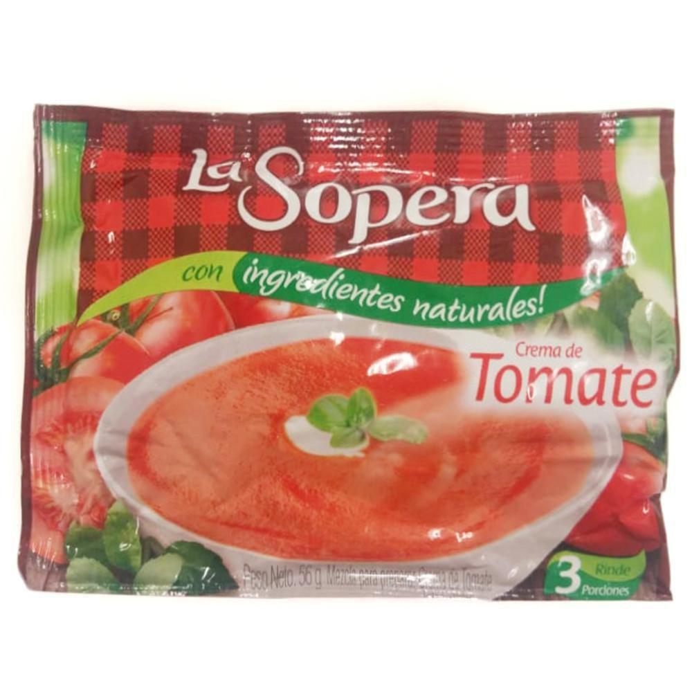 Crema De Tomate 3 Porciones