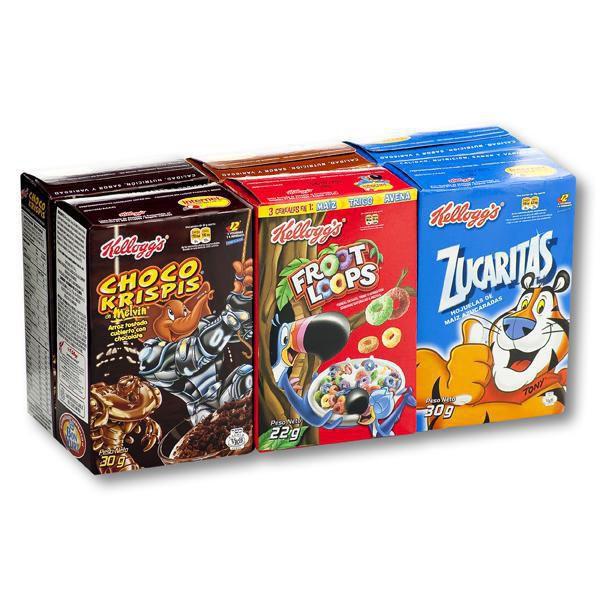 Cereal Surtido