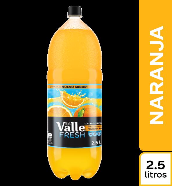 Fresh Naranja 2.5 Litros