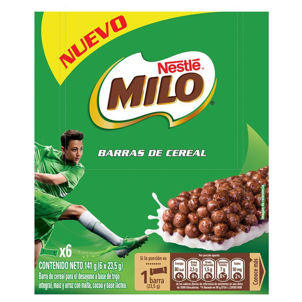 Cereal barra
