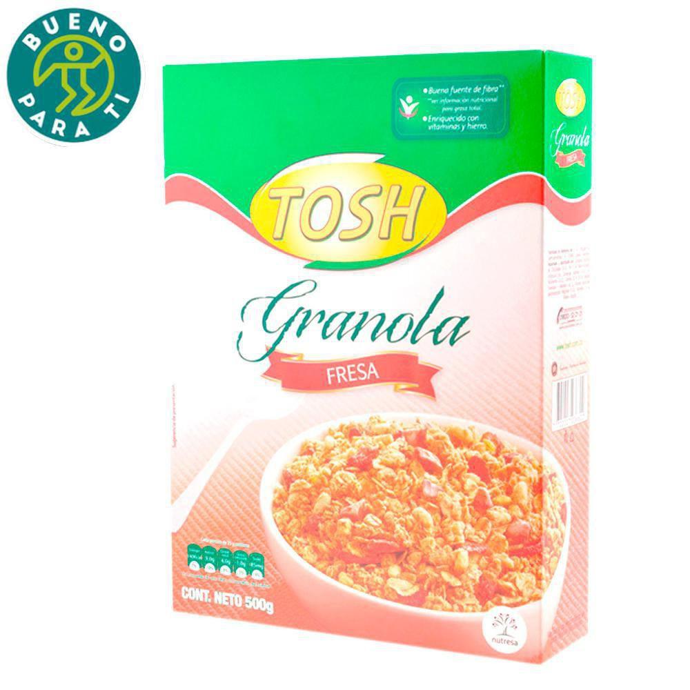Granola Fresa X500 Gramos