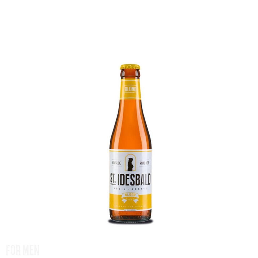 Cerveza clara 330 ml