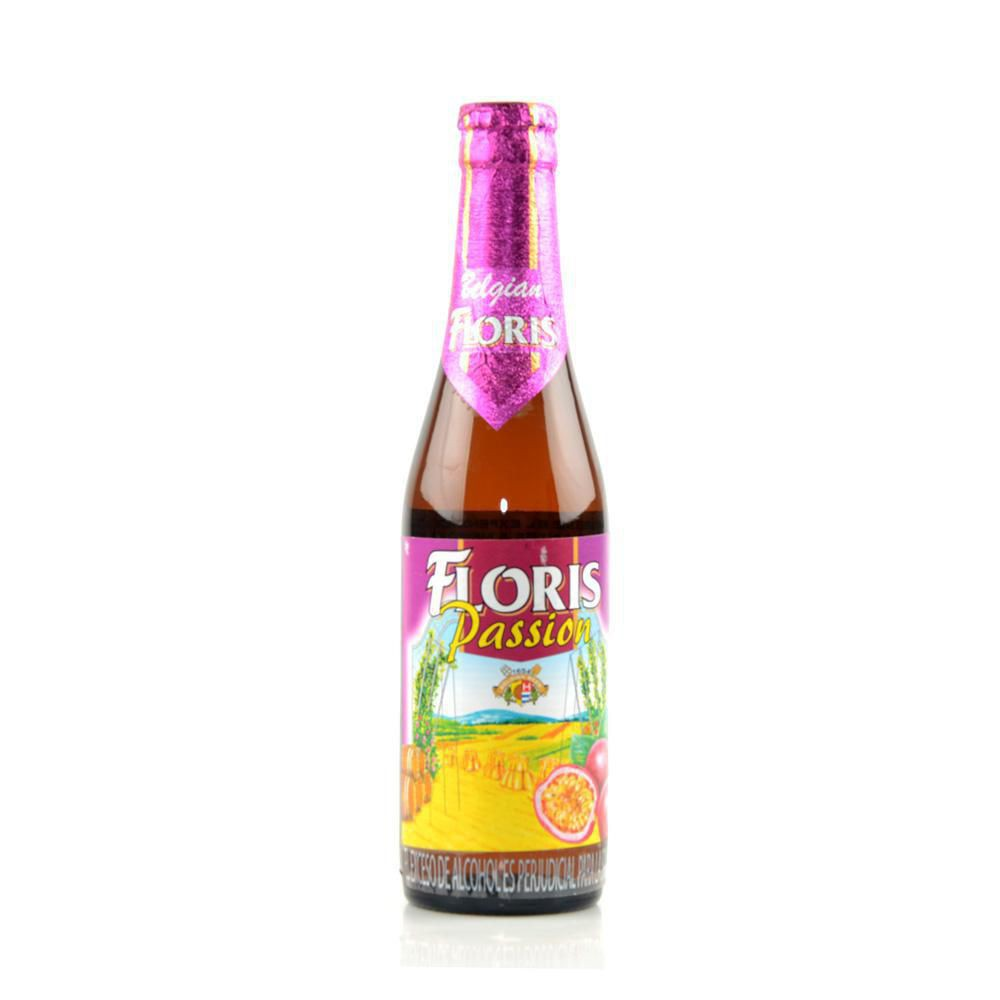 Cerveza Floris Passion Botella X 330 ml