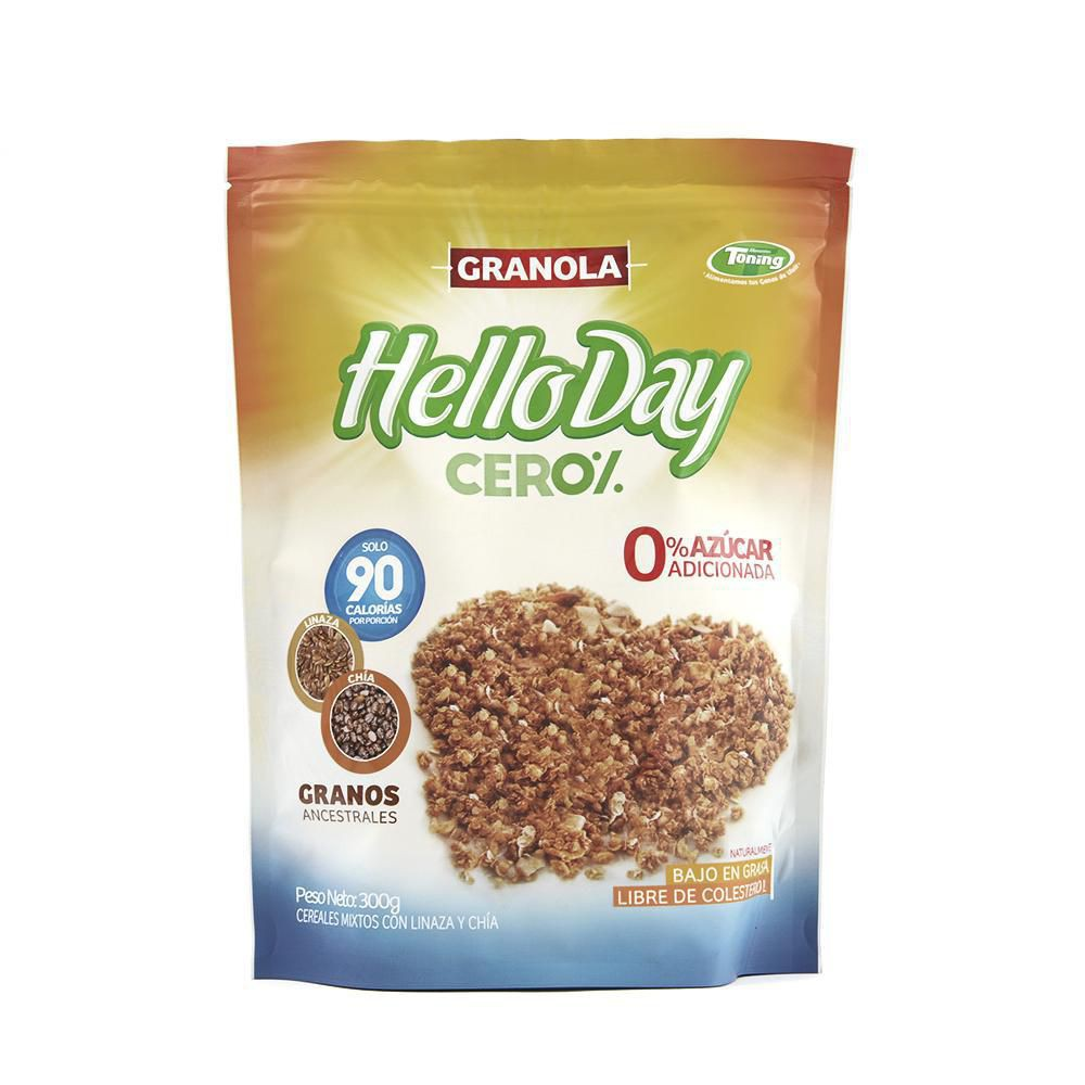 Granola Hello Day Cero