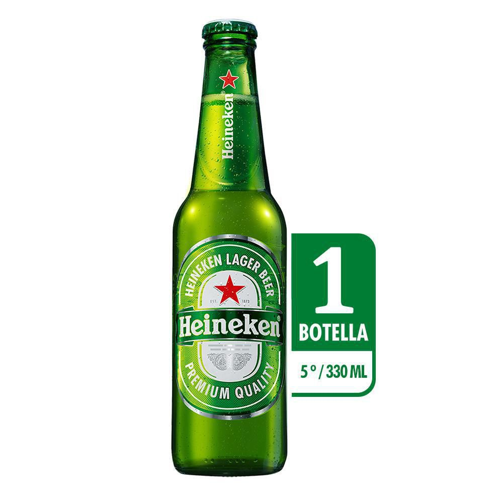 Cerveza Importada Premium En Botella De Cerveza De 330 Ml.