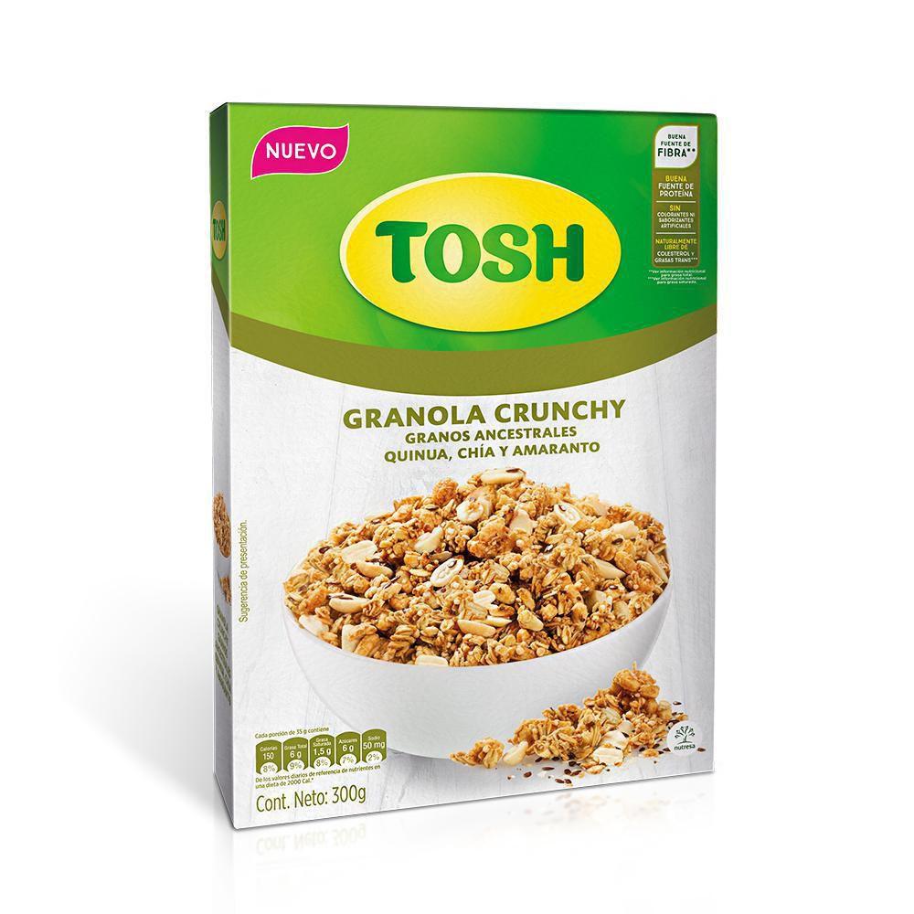 Cereal Granos Ancestrales