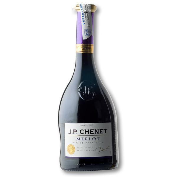 Vino Tinto Merlot J.p Chenet X 750ml