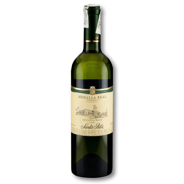 Vino Sauvignon Blanc  Medalla Real X 750ml