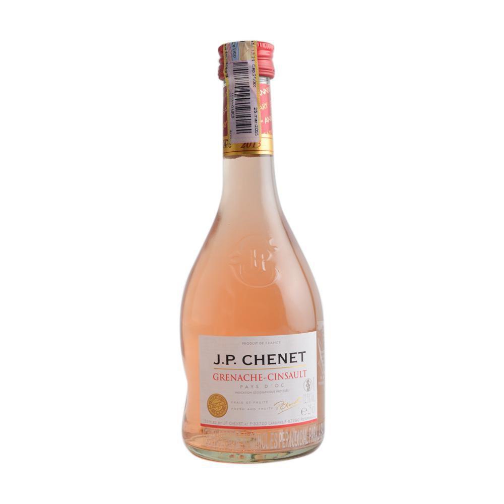 Vino Rosado GrenachE-Cinsault Botella X 250ml