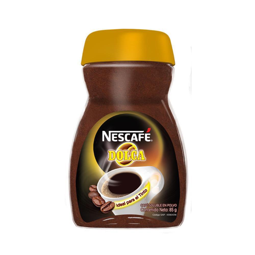 Nescafe Dolca Dawn Jar