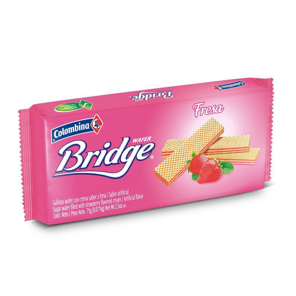 Bidge Minitaco Fresa