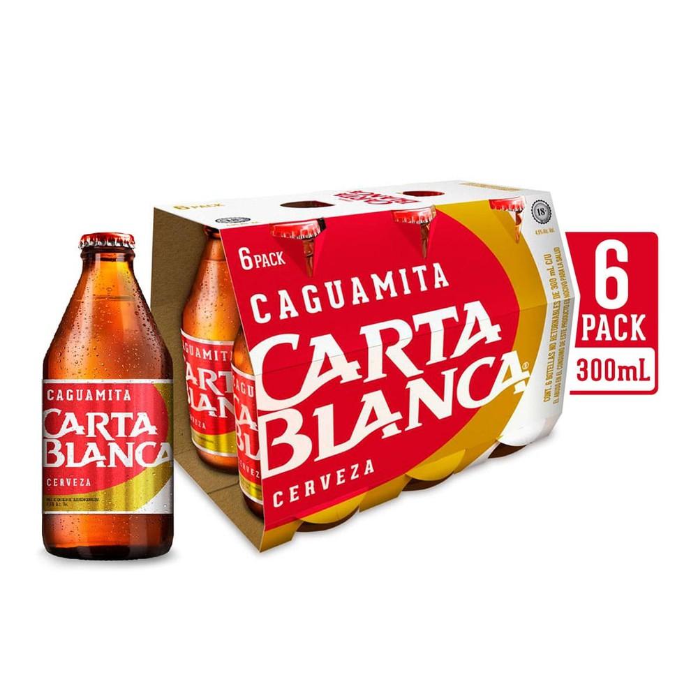 Cerveza caguamita