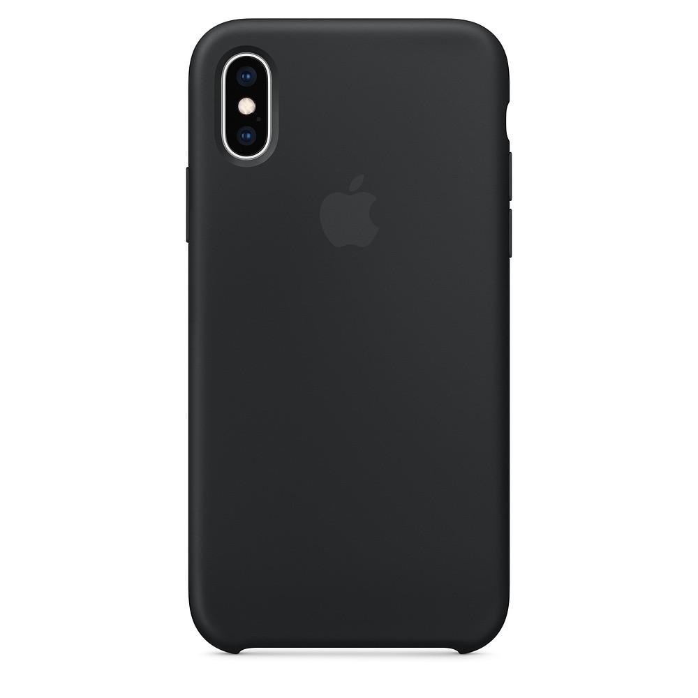 Carcasa iPhone X/XS Original Negra
