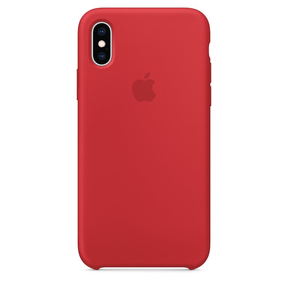 Carcasa iPhone X/XS Original Roja
