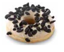 Donuts cookies 64 gramos