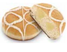 Donuts Berlin crema 90 gramos