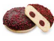 Donuts Berlin frutos del bosque 90 gramos
