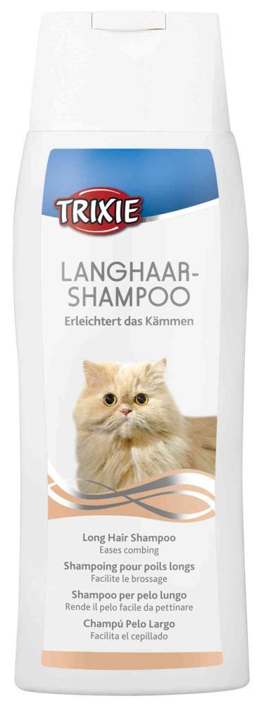 Langhaar-shampoo
