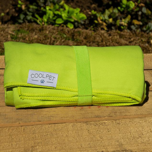 Toalla Microfibra Grande Verde 150cm x 75cm