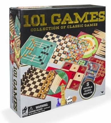 Familiar 101 juegos +6 Años