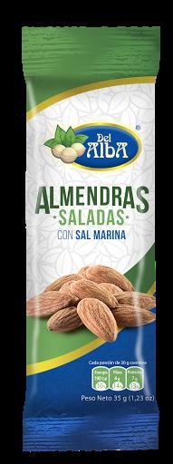 Pasabocas Del Alba Almendra