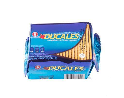 Galletas Ducales Paquete