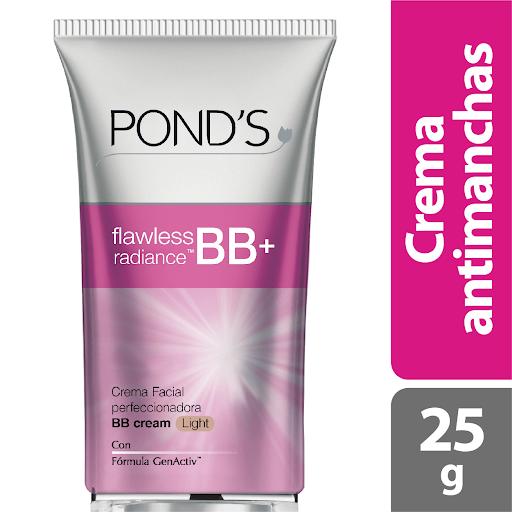 Crema Ponds Facial Flawless