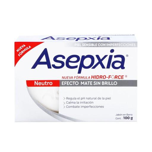 Jabón Asepxia Barra Neutro