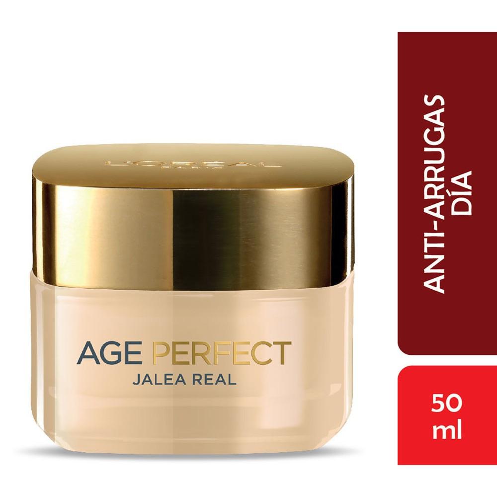 Crema antiedad día age perfect jalea 50 ml