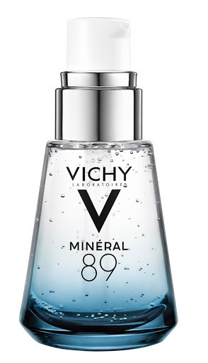 Fortalecedor mineral 89 hidratante para rostro