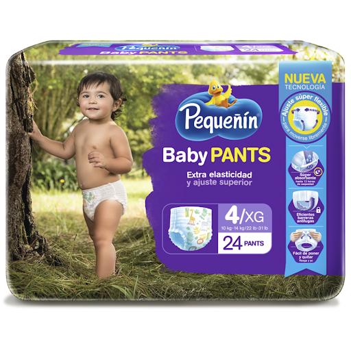 Pañales Pequeñín Baby Pants
