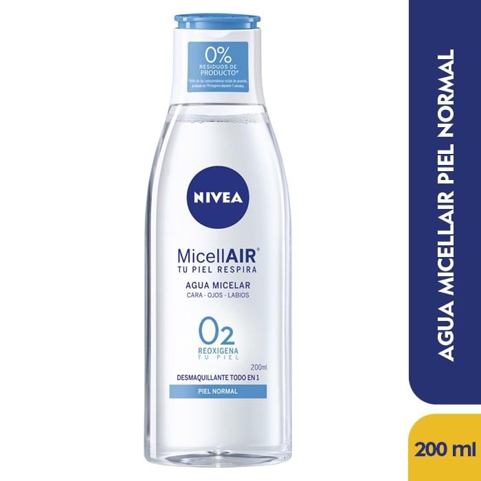 Agua micellair para piel normal