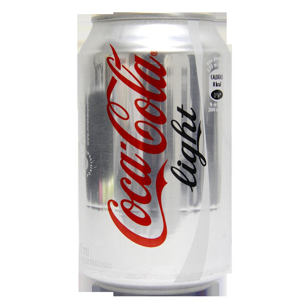 Coca Cola Light Lata X 330Ml