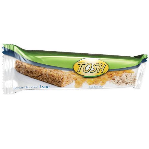 Barra Tosh Cereal S/Azucar Adicionada X 32Gr