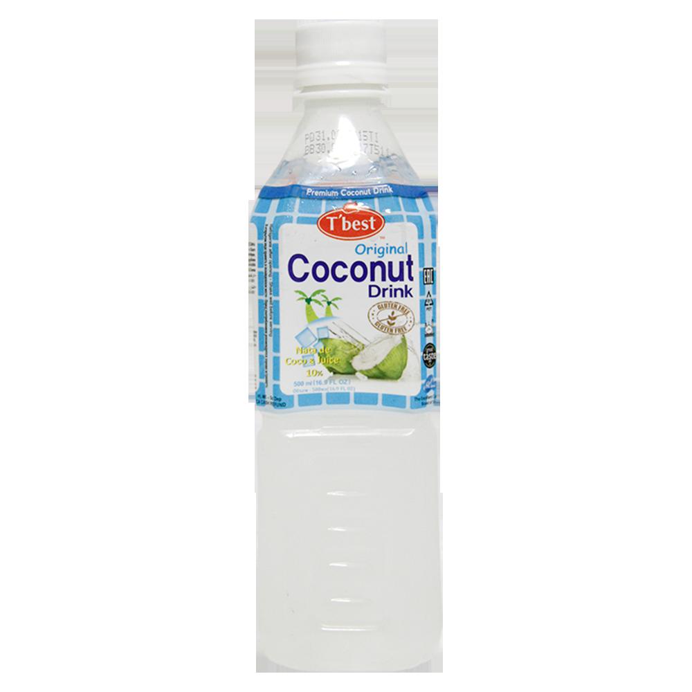 Tbest Bebida Coco X500Ml