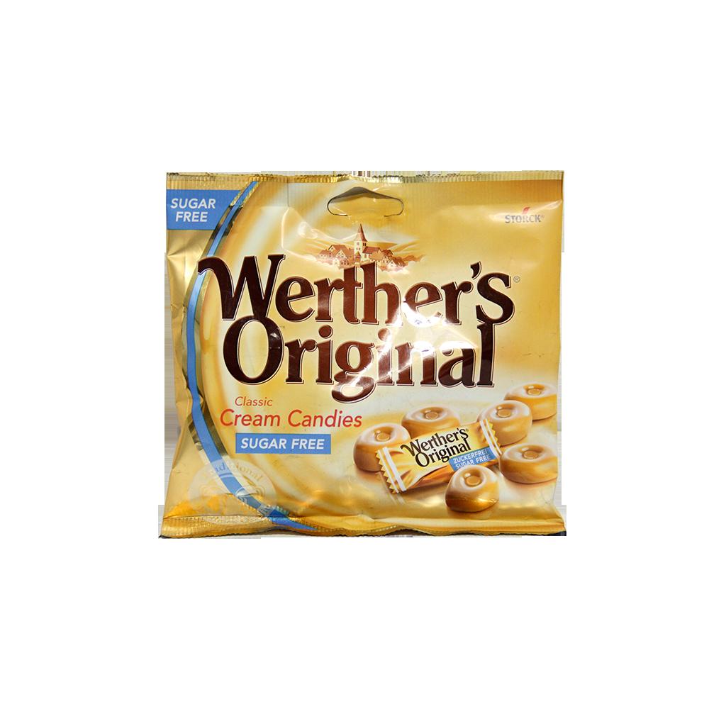 Caramelo Duro Sin Azucar X70Gr Werthers